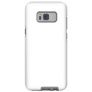 Vāciņš ar personalizētu dizainu priekš Galaxy S8+ spīdīgs / Tough