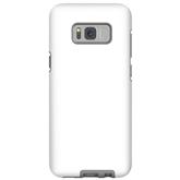 Vāciņš ar personalizētu dizainu priekš Galaxy S8+ matēts / Tough