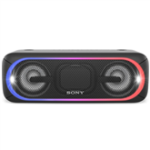 Bezvadu skaļrunis SRS-XB40, Sony