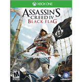Spēle priekš Xbox One, Assassin´s Creed IV: Black Flag