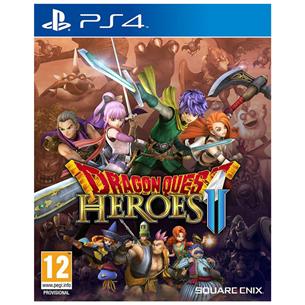 Spēle Dragon Quest Heroes II priekš PlayStation 4
