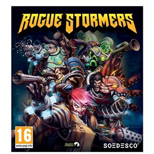 Spēle Rogue Stormers priekš PC