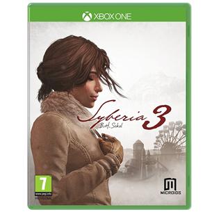 Spēle Syberia 3 priekš Xbox One