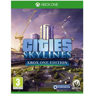 Spēle Cities: Skylines priekš Xbox One