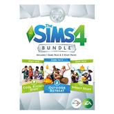 Игра для ПК, The Sims 4 Bundle Pack 3