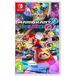 Spēle priekš Nintendo Switch, Mario Kart 8 Deluxe 045496420284