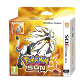 Spēle Pokemon Sun Fan Edition priekš 3DS