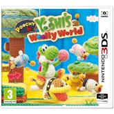 Spēle Poochy & Yoshis Woolly World priekš 3DS