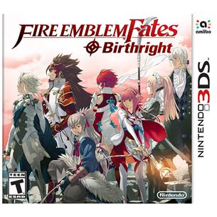 Spēle priekš Nintendo 3DS, Fire Emblem Fates: Birthright