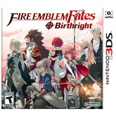 Spēle Fire Emblem Fates: Birthright priekš 3DS