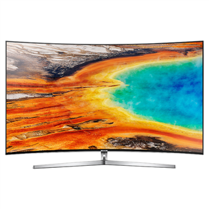 65 Curved Ultra HD 4K LED televizors, Samsung
