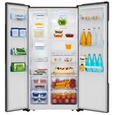 SBS Refrigerator Hisense (178,6 cm)