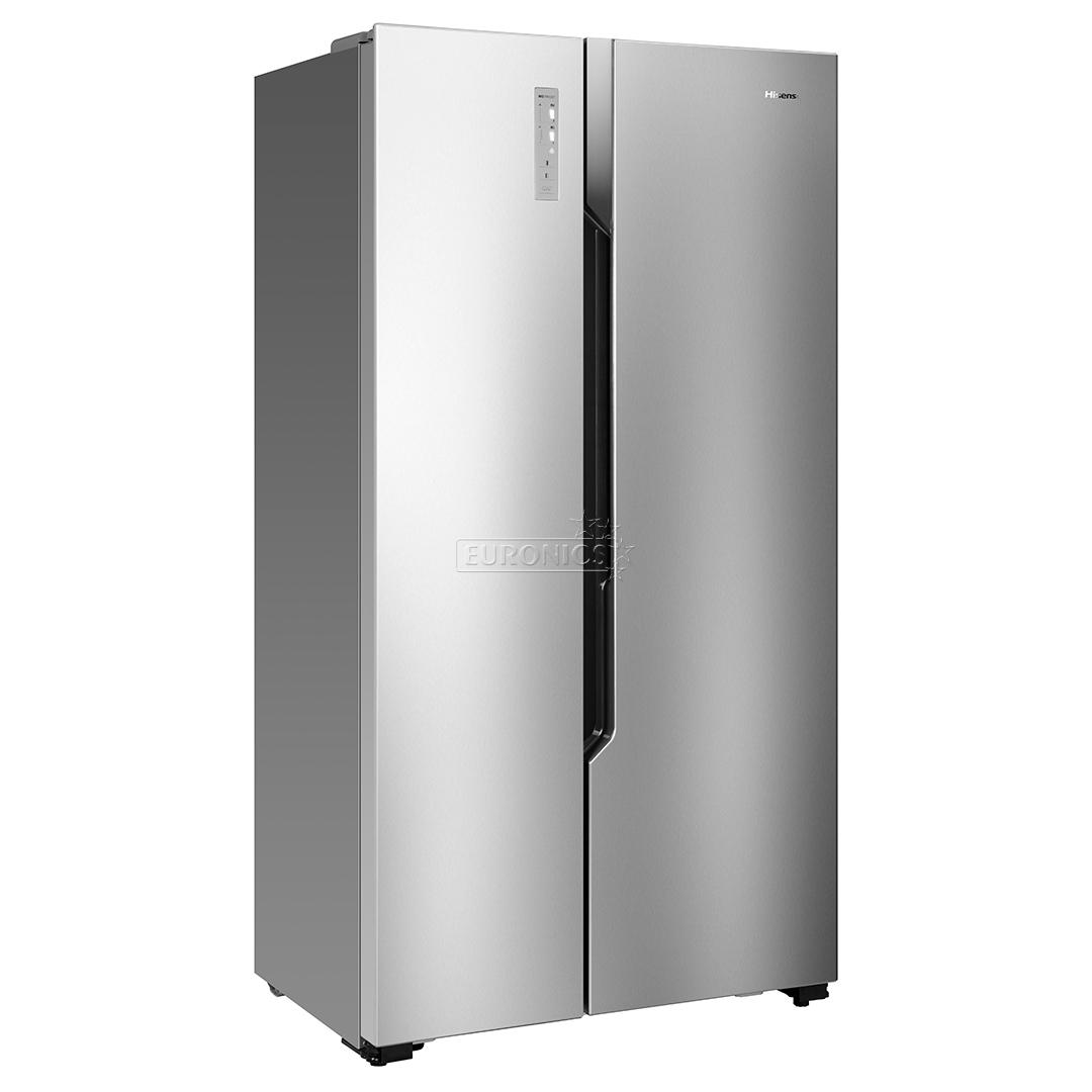 sbs refrigerator hisense height 178 6 cm rs670n4bc2. Black Bedroom Furniture Sets. Home Design Ideas