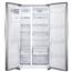 Ledusskapis Side-by-Side, Hisense / augstums: 179 см