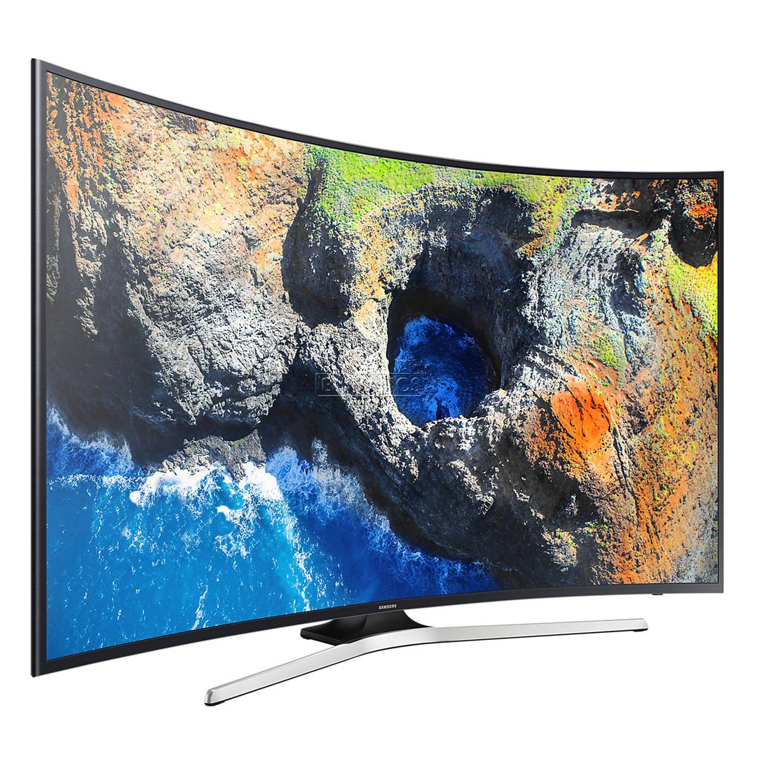 49 Curved Ultra Hd Led Lcd Tv Samsung Ue49mu6272uxxh