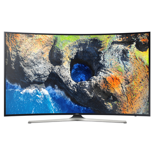 55 Ultra HD Curved LED televizors, Samsung
