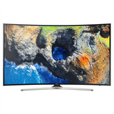 55 Ultra HD 4K Curved LED televizors, Samsung