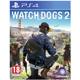 Игра для PlayStation 4, Watch Dogs 2