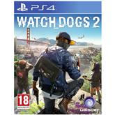 Spēle priekš PlayStation 4, Watch Dogs 2