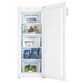 Vertikālā saldētava Hisense / tilpums: 160 L