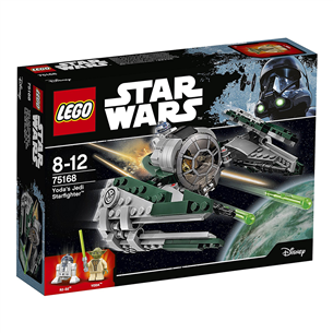 LEGO Star Wars Yodas Jedi Starfighter