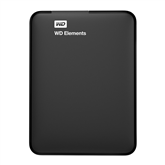 External hard drive Western Digital Elements (2 TB)