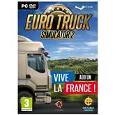 Spēle priekš PC, Euro Truck Simulator 2: Viva la France