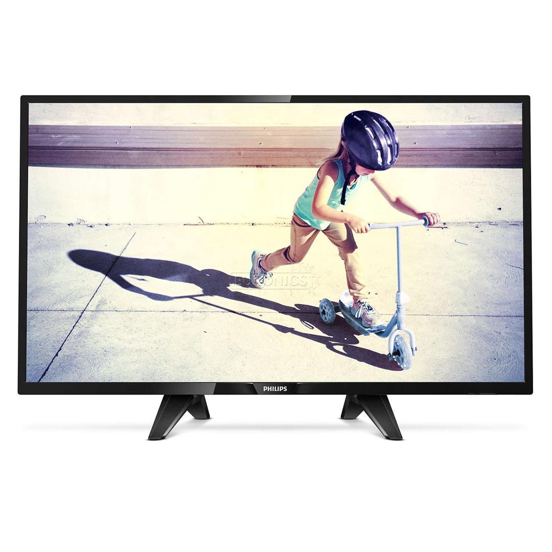 c0d951278 32'' Full HD LED LCD TV Philips, 32PFS4132/12