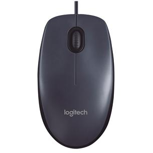 Optiskā pele M100, Logitech / pelēka 910-005003