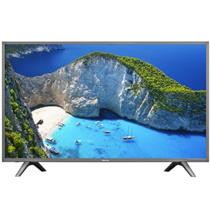 43 Ultra HD LED LCD televizors, Hisense