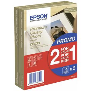 Fotopapīrs Premium Glossy 10x15, Epson / 255 g/m²