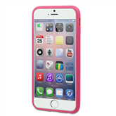 Apvalks Pink iBelt Bumper priekš iPhone 6/6S, Muvit
