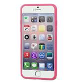 Apvalks Pink MyFrame priekš iPhone 6/6S, Muvit