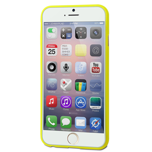 Apvalks Acid Green Thingel priekš iPhone 6/6S, Muvit