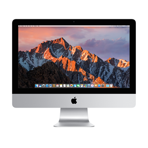 21,5 Apple iMac Full HD / RUS klaviatūra