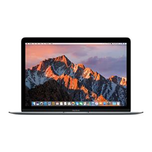 Portatīvais dators Apple MacBook (2017) / 12, 512GB, ENG klaviatūra