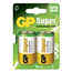 Baterijas D, GP / 2 gab