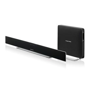 Soundbar with wireless subwoofer, Harman/Kardon Sabre 35
