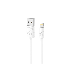 Vads USB-Lightning, Usams / garums: 1m