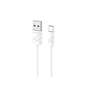 USB to microUSB cable, Usams / length: 1m