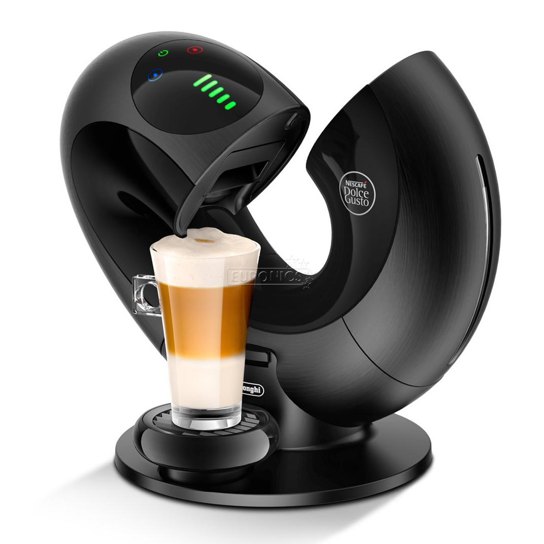 multi beverage machine delonghi nescaf dolce gusto eclipse edg737 b. Black Bedroom Furniture Sets. Home Design Ideas