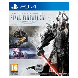 Spēle priekš PlayStation 4 Final Fantasy XIV Complete Edition