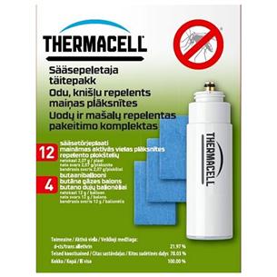 Pretinsektu ierīces uzpildes komplekts, Thermacell