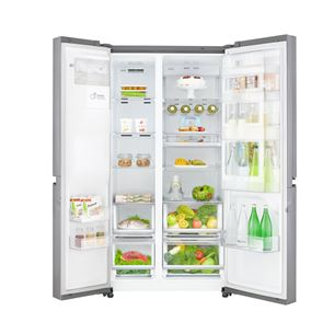 Side-by-Side Refrigerator LG (179 cm)