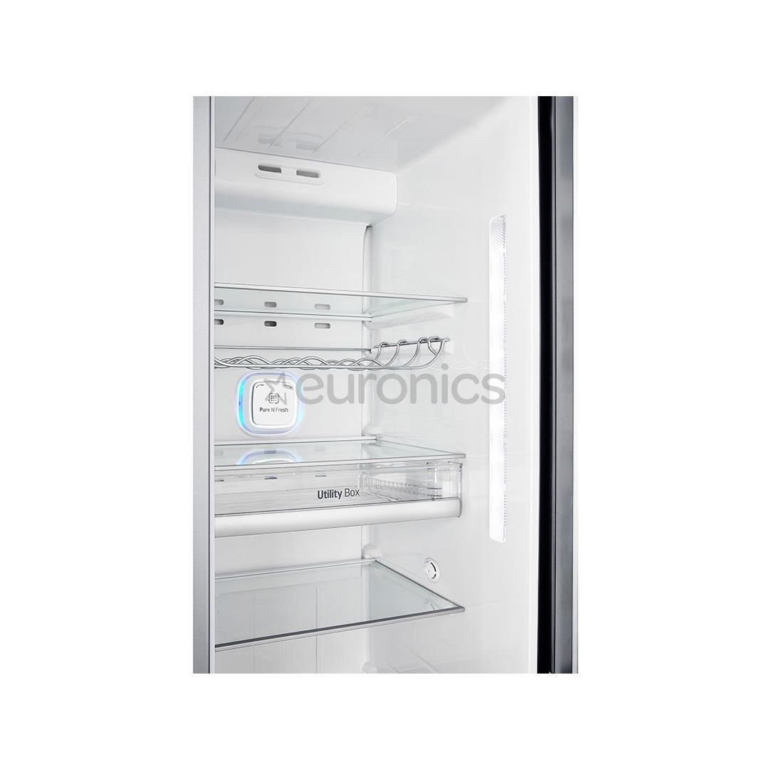 side by side refrigerator nofrost lg height 179 cm. Black Bedroom Furniture Sets. Home Design Ideas