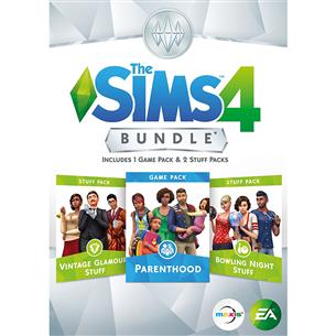 Spēle priekš PC, The Sims 4 Bundle Pack 9
