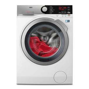 Veļas mazgājamā mašīna ar žāvētāju, AEG / 1600 apgr./min