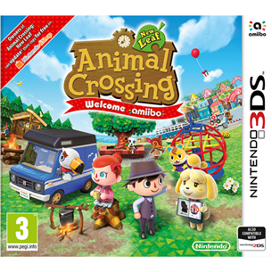 Spēle priekš 3DS, Animal Crossing: New Leaf