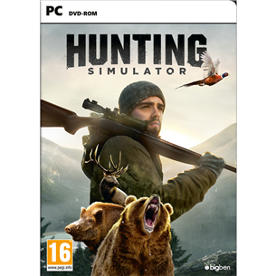 Spēle priekš PC Hunting Simulator