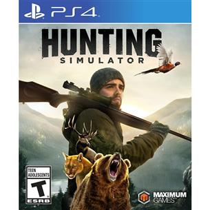 Spēle priekš PlayStation 4 Hunting Simulator